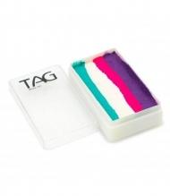 Профессиональный гипоаллергенный аквагрим арти-кейк TAG «Единорог», 30г, 4 цвета