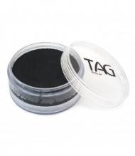 Профессиональный гипоаллергенный аквагрим TAG регулярный черный, 90г