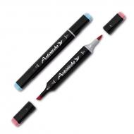 Художественные маркеры для рисования Artisticks BRUSH 102, 2-сторонние, 1-6 мм, поштучно