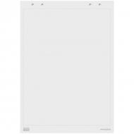 Блокнот для флипчарта 2х3, размер 66 на 99 см, 20 л., белый
