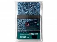 Набор карточек Sakura Zentangle 20листов 89х89мм черный