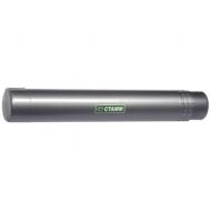 Тубус А2 Стамм, телескопический малый, серый