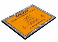 Блок для акварели Arches 300г/кв.м (хлопок) 23*31см 20 листов Торшон, склейка