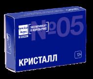 Набор для опытов ПРОСТАЯ НАУКА 0305 Кристалл