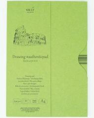 Альбом для акрила Authentic Acrylic SM-LT 290г/м2 A4 20 листов в папке, склейка по короткой стороне