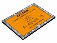Блок для акварели Arches 300г/кв.м (хлопок) 18*26см 20 листов Торшон, склейка