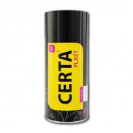 Термостойкая эмаль CERTA PLAST для металла, цвета в ассорт., аэрозоль, 520 мл