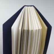 Блокнот для зарисовок Fabriano ArtistS Journal 90г/м.кв 12*16см мелкозернистая 192л