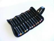 Пенал-свиток Graph-It для 12 маркеров пустой