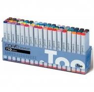 Набор маркеров COPIC А sketch, 72 цвета