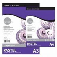 Альбом для пастели Daler Rowney Simply, 150г/м2, 16 листов