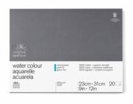 Блок для акварели Winsor&Newton Professional 300г, хлопок, 23*31см 20л Фин