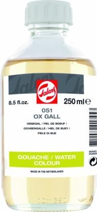 Бычья желчь Royal Talens для акварели (Ox Gall 051) 250мл