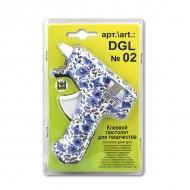 Клеевой пистолет для рукоделия Micron, электрический, для стержней d 7.2 мм