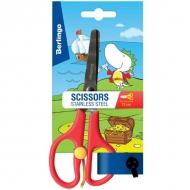 Ножницы детские Berlingo с усилителем, длина 13 см