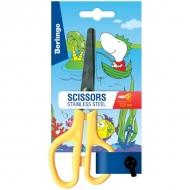 Ножницы детские Berlingo, длина 13,5 см