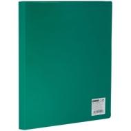 Папка с 30 вкладышами OfficeSpace, 20мм, 400мкм, зеленая