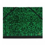 Папка Canson Carton a Dessin Studio Canson 2 эластичные резинки размер 47*62см Цвет зеленый