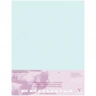 "Бумага для пастели 5л. 500х700мм Clairefontaine ""Pastelmat"", 360г/м2, бархат, светло-синий"
