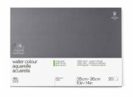 Блок для акварели Winsor&Newton Professional 300г, хлопок, 26*36см 20л Торшон