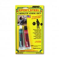 Эпоксидный высокопрочный клей ABRO ES-507 для металла, дерева и пластиков, 57г