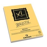 Альбом для графики Canson Xl Bristol 180г/кв.м 21*29.7см 50листов Гладкая склейка по короткой стороне