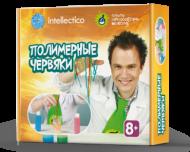 Набор для опытов INTELLECTICO 853 Полимерные червяки