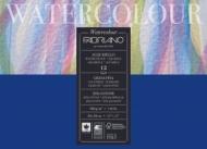 Альбом для акварели Fabriano Watercolour Studio 300г/кв.м (25%хлопок) 26x36см Фин 12л склейка по 1 стороне