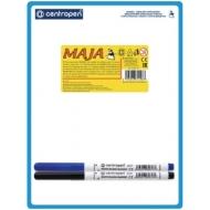 Доска для рисования с маркером двухсторонняя Centropen, А5