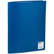 Папка с 30 вкладышами OfficeSpace, 20мм, 400мкм, синяя