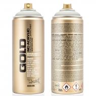 Аэрозольная краска Montana GOLD 400 мл (матовая)