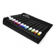 Набор маркеров для скетчинга Artisticks Style CASE в Travel-пенале, 12 цветов