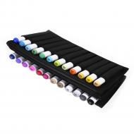 Набор маркеров для скетчинга Artisticks Style CASE в Travel-пенале, 24 цвета