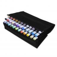 Набор маркеров для скетчинга Artisticks Style CASE в Travel-пенале, 36 цветов