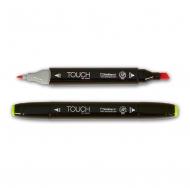 Набор маркеров для скетчинга Touch Twin ShinHanart, 6 основных цветов