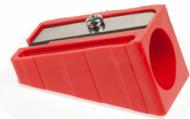 Точилка для мелков и карандашей, D 16 мм, пластик