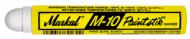 Термостойкий промышленный маркер M-10 PAINTSTIK 982°C, 17 мм