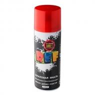 Краска спрей REF 1602 Универсальная термостойкая 500°С красная 520 мл