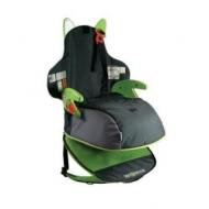 Автокресло-рюкзак Boostapak 2 в 1 Trunki, зеленый