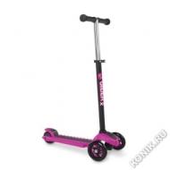 Самокат Yvolution Glider XL, розовый YVolution