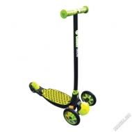Самокат Glider Deluxe зеленый YVolution