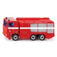 Пожарная машина, русифицированная версия Siku