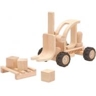 Автопогрузчик (спец.серия) Plan Toys