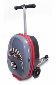 Самокат-чемодан Акула, серия Flyte ZINC