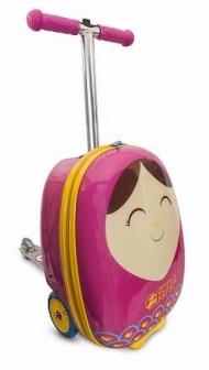 Самокат-чемодан Betty ZINC