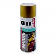 Краска-эмаль Kudo металлик, аэрозоль, 520 мл