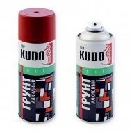 Грунт Kudo алкидный универсальный, аэрозоль, 520 мл