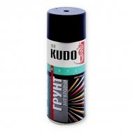 Грунт Kudo акриловый универсальный для металла, аэрозоль, 520 мл