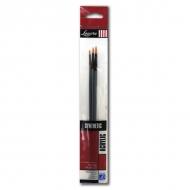 Набор кистей Louvre LEFRANC&BORGEOIS для рисования, синтетика, длинная ручка, № 2,6,10