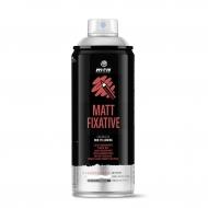 Лак-фиксатив для художественных работ MTN PRO Matte Fixer для угля, пастели, карандаша, акварели, мела, 400 мл